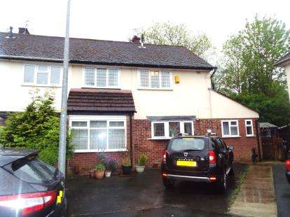 3 Bedrooms Semi Detached House for sale in Beck Grove, Worsley, Manchester, Greater Manchester