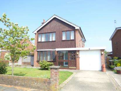 3 Bedrooms Detached House for sale in Clarence Avenue, Widnes, Cheshire, WA8