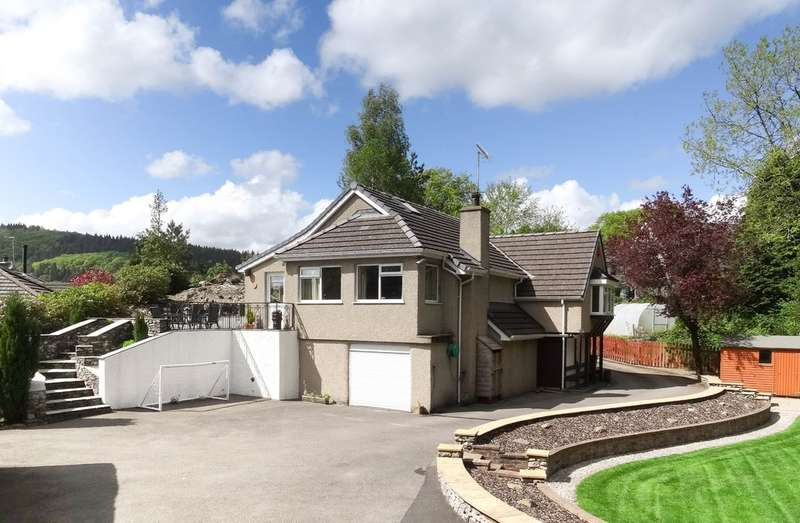 4 Bedrooms Detached House for sale in High Beeches, Staveley-in-Cartmel, Newby Bridge