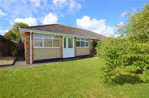 2 Bedrooms Semi Detached Bungalow for sale in Raddicombe Drive, Brixham, Devon