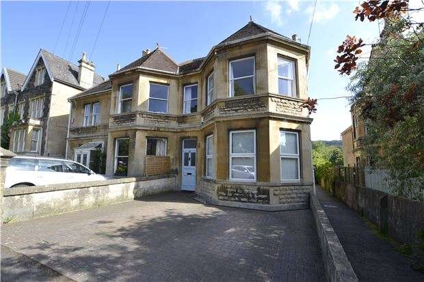 4 Bedrooms Maisonette Flat for sale in Bloomfield Avenue, BATH, Somerset, BA2 3AB