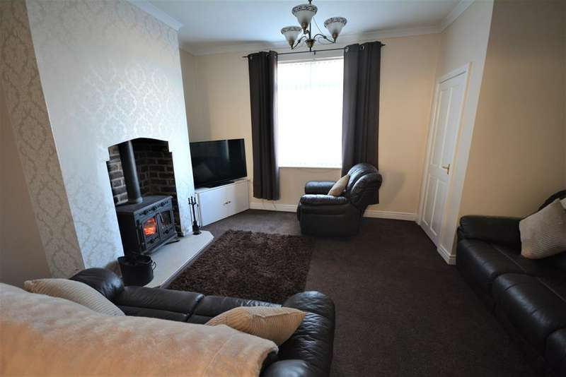 2 Bedrooms Terraced House for sale in Hillside Road, Coundon, Bishop Auckland, DL14 8LS