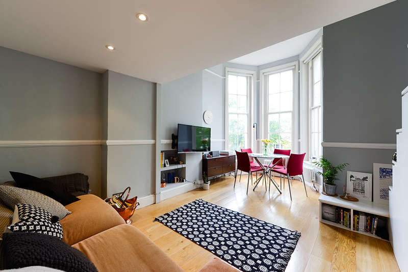 Apartment Flat for sale in Camberwell Grove, , SE5