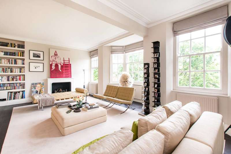 2 Bedrooms Flat for sale in Coleherne Court, Redcliffe Gardens, South Kensington, SW5