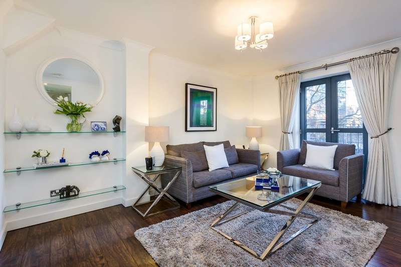 1 Bedroom Flat for sale in Wormwood Street, City, EC2M