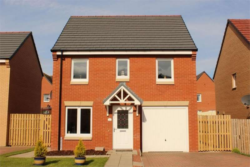3 Bedrooms Detached House for sale in Kittlegairy View, PEEBLES, Scottish Borders