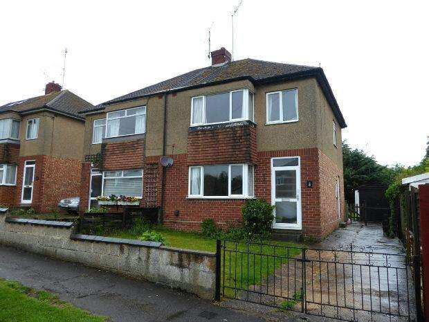 3 Bedrooms Semi Detached House for sale in Beesley Road, Banbury