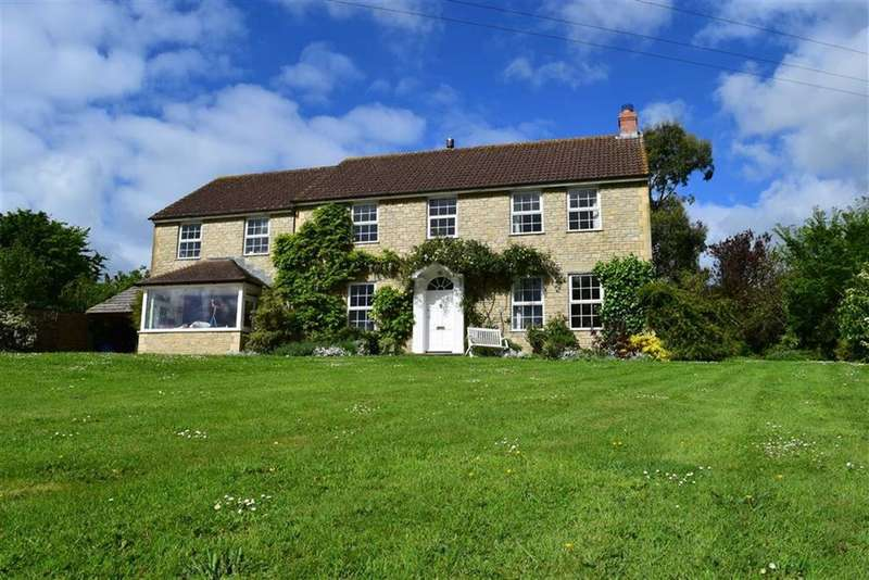 5 Bedrooms Detached House for sale in Mosterton, Dorset, DT8