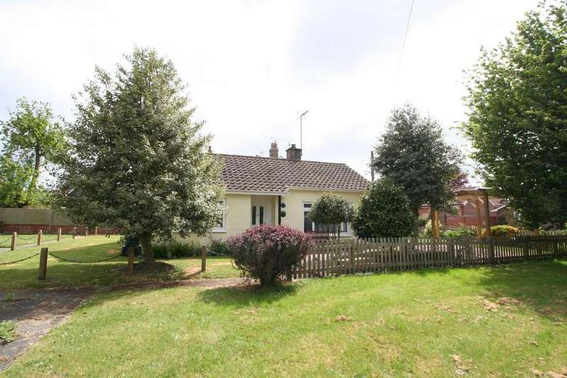 2 Bedrooms Detached Bungalow for sale in Wickham Market, Suffolk