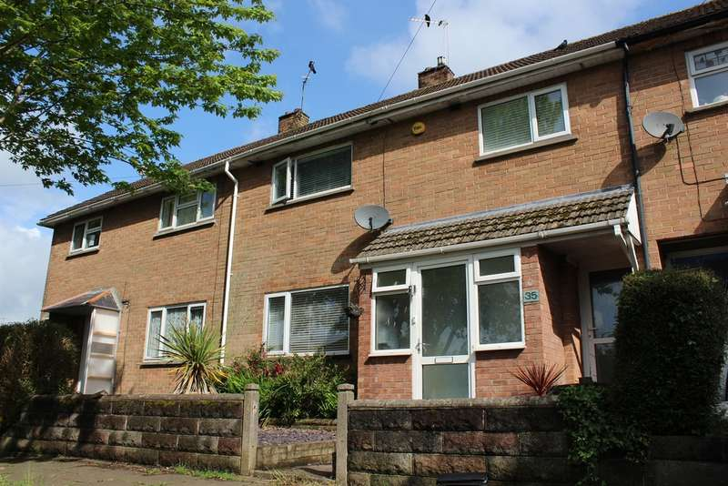 3 Bedrooms Terraced House for sale in Wolfs Castle Avenue, Llanishen, Cardiff