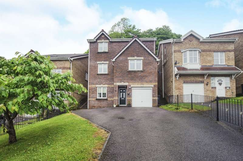 5 Bedrooms Detached House for sale in Cae Canol, Baglan, Port Talbot