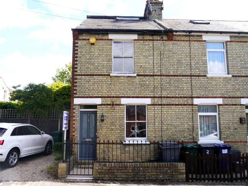 3 Bedrooms End Of Terrace House for sale in St Stephens Road, Barnet, Herts, EN5