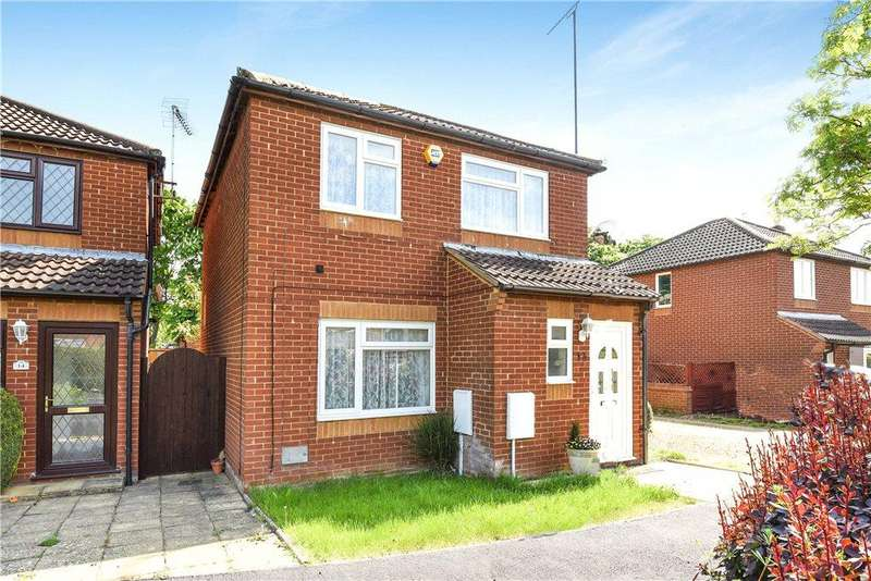 3 Bedrooms Detached House for sale in Broxbourne Close, Giffard Park, Milton Keynes, Buckinghamshire