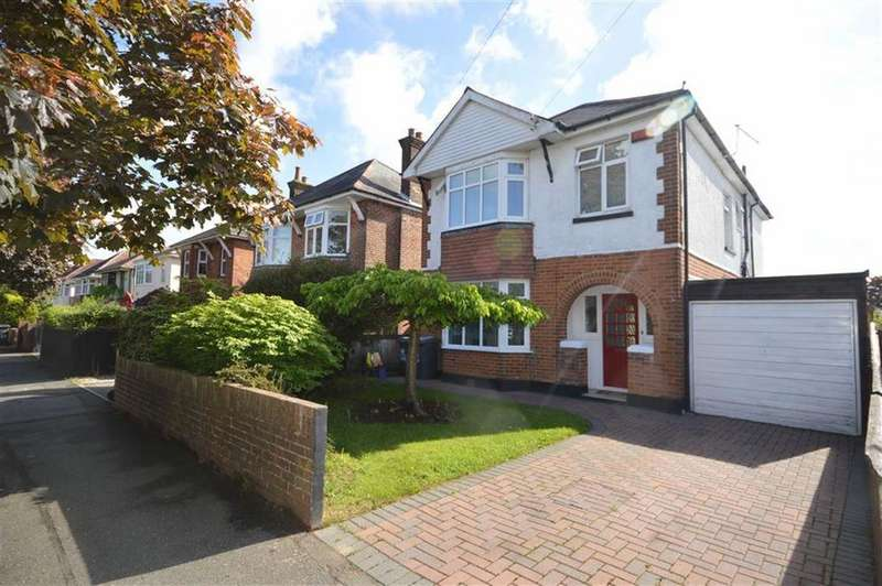 5 Bedrooms Detached House for sale in Broughton Avenue, Bournemouth, BH10