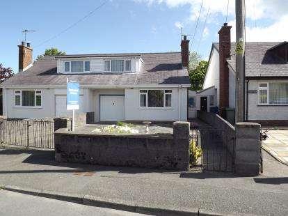 2 Bedrooms Bungalow for sale in Pontllyfni, Caernarfon, Gwynedd, LL54