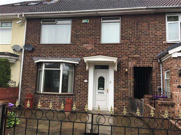 3 Bedrooms Terraced House for sale in The Beechwalk, Liverpool