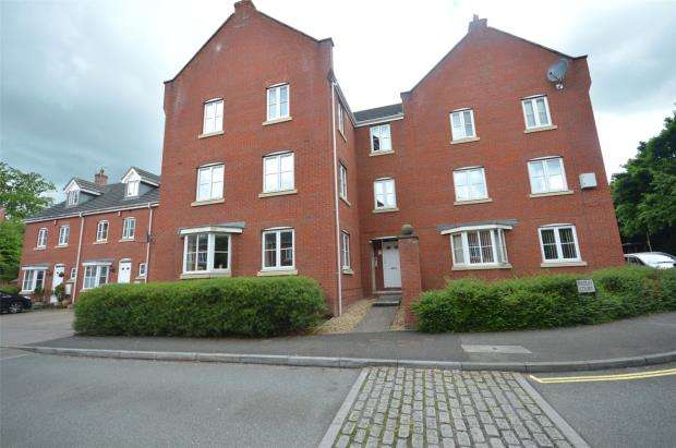 2 Bedrooms Flat for sale in Orchid House, Medley Court, Exeter, Devon