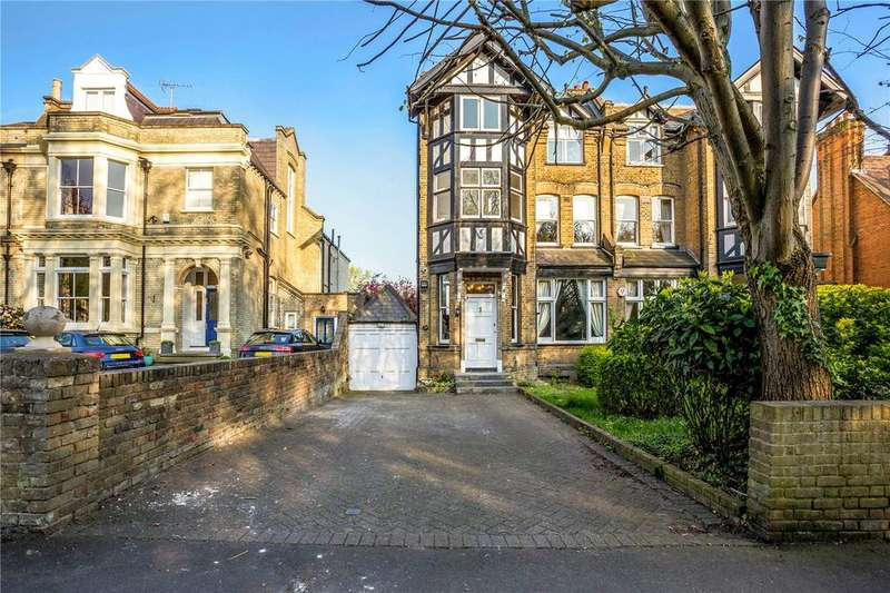 5 Bedrooms Semi Detached House for sale in Broomhill Road, Woodford Green, Essex, IG8