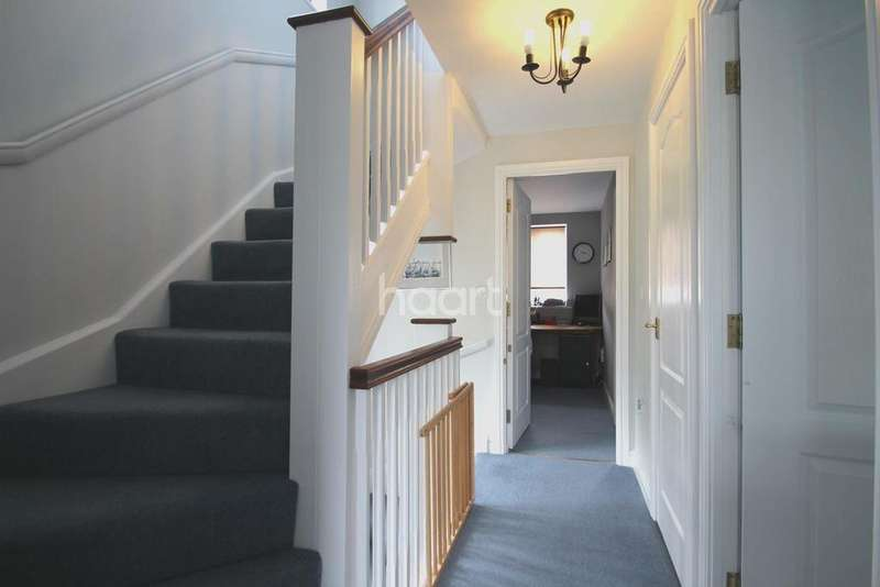 4 Bedrooms End Of Terrace House for sale in Marauder Road, Old Catton