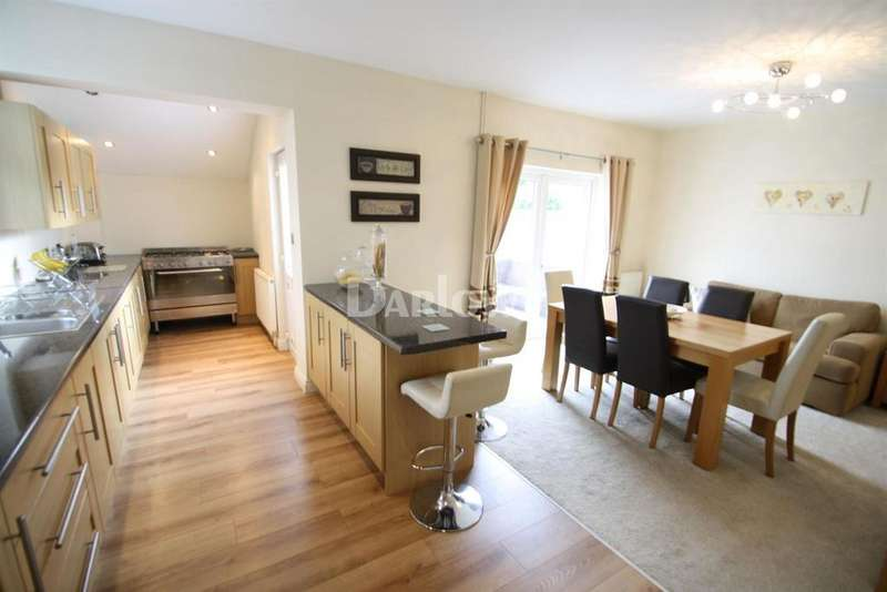 3 Bedrooms Detached House for sale in School Road, Rassau, Ebbw Vale, Gwent