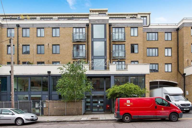 2 Bedrooms Flat for sale in Fairfield Road, E3