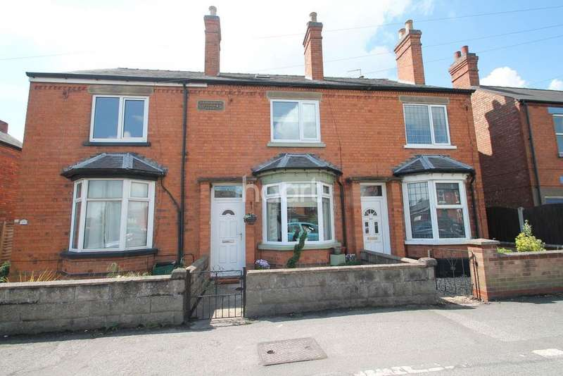 4 Bedrooms Terraced House for sale in London Road, Balderton