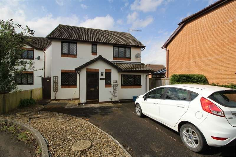 4 Bedrooms Detached House for sale in Hastings Close, Ysbytty Fields, Abergavenny, NP7