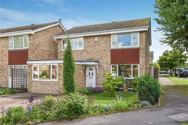 4 Bedrooms Detached House for sale in Little Headlands, Bedford