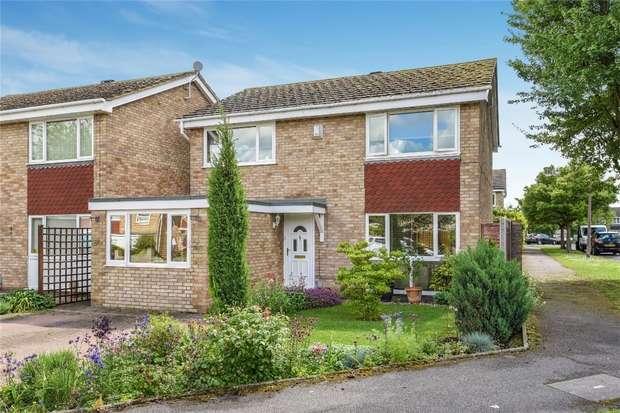 4 Bedrooms Detached House for sale in Little Headlands, Bedford