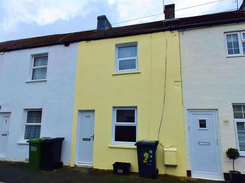 2 Bedrooms Terraced House for sale in Longstone Road, Eastbourne