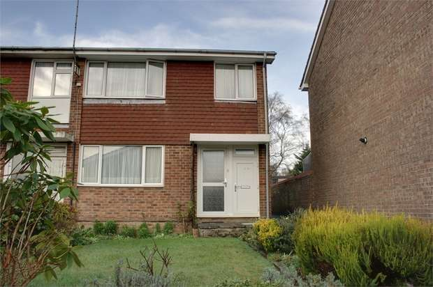 3 Bedrooms End Of Terrace House for sale in Sandy Hill Road, Farnham, Surrey
