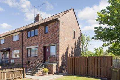 2 Bedrooms End Of Terrace House for sale in Burnbank Road, Ayr