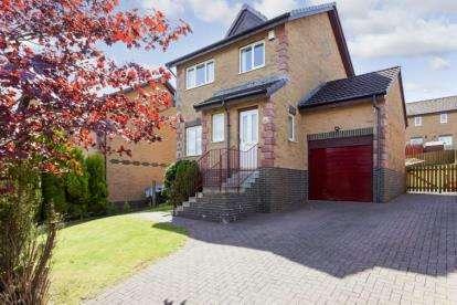 3 Bedrooms Detached House for sale in Cullen Crescent, Inverkip
