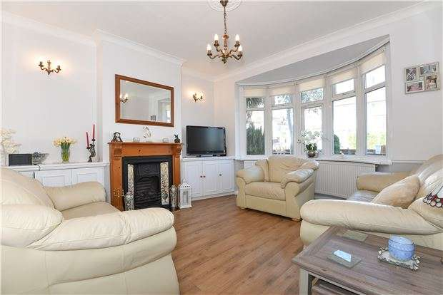 3 Bedrooms Semi Detached House for sale in Ellison Road, SW16