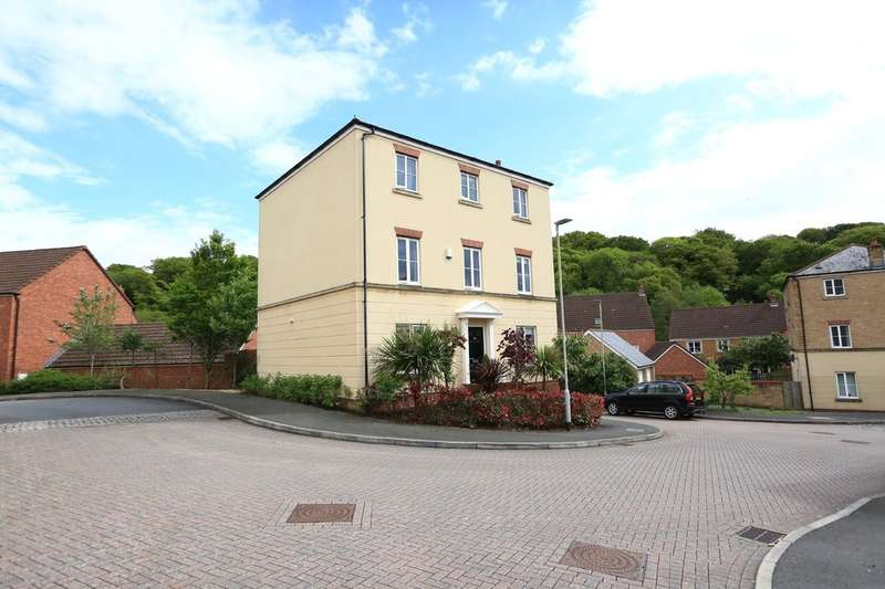 6 Bedrooms Detached House for sale in Plymstock, Plymouth