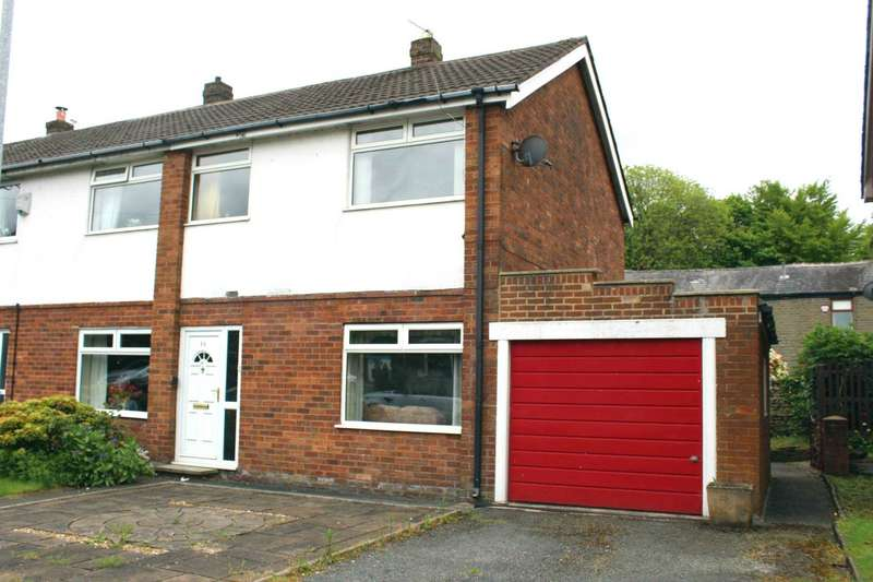3 Bedrooms End Of Terrace House for sale in Whowell Fold, Halliwell