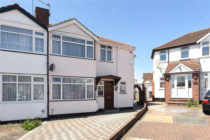 4 Bedrooms End Of Terrace House for sale in Dean Drive, Stanmore, Middlesex, HA7