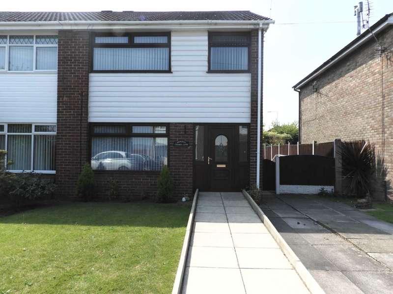 3 Bedrooms Semi Detached House for sale in Calder Close, Littledale