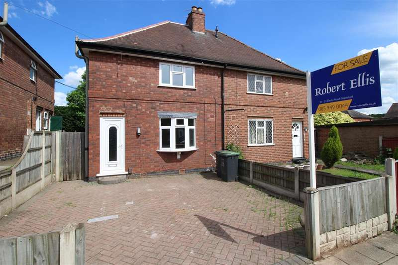 3 Bedrooms Property for sale in Ryecroft Street, Stapleford