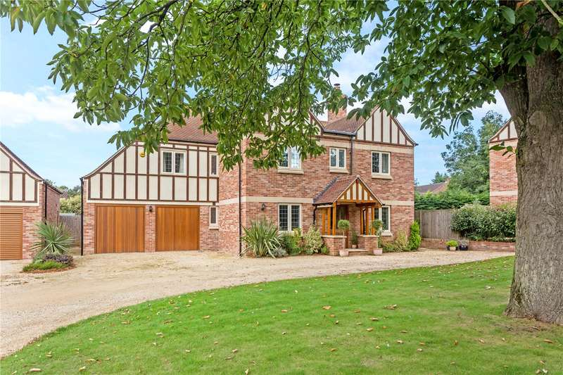 5 Bedrooms Detached House for sale in The Orchards, Weeping Cross, Bodicote, Banbury, Oxfordshire, OX15