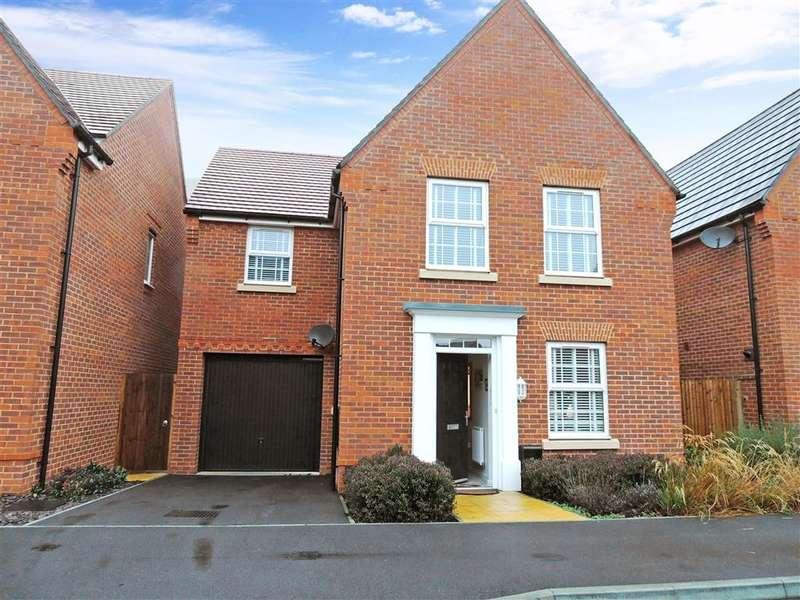 3 Bedrooms Detached House for sale in Bridger Close, Felpham, Bognor Regis, West Sussex