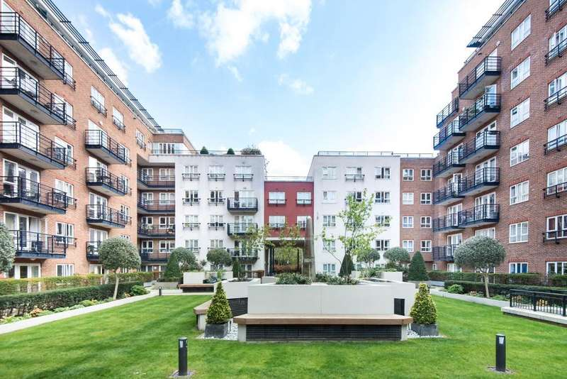 2 Bedrooms Flat for sale in Seven Kings Way, Kingston upon Thames KT2
