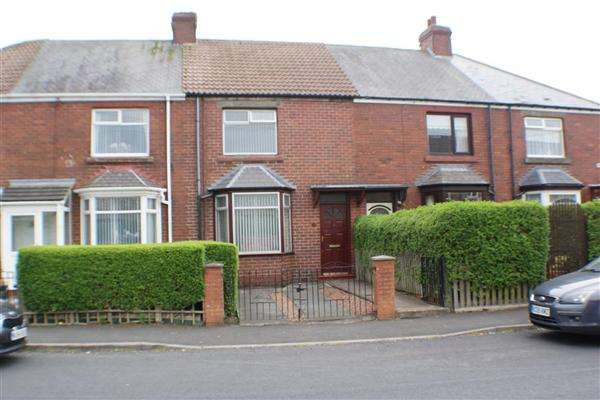 2 Bedrooms Terraced House for sale in Park Avenue, Consett