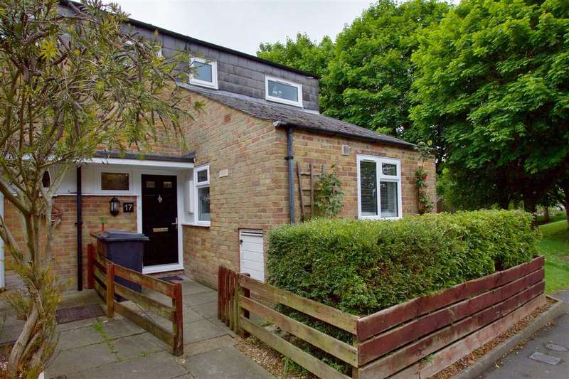 2 Bedrooms End Of Terrace House for sale in Genoa Court, Andover