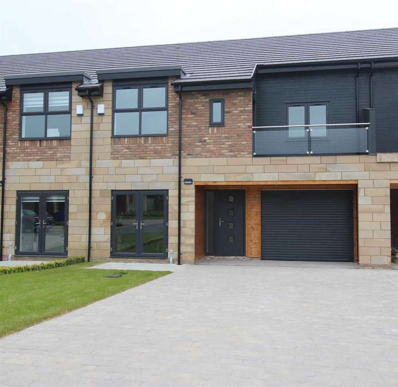 4 Bedrooms Town House for sale in Arcot Grange, Cramlington