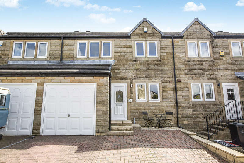 4 Bedrooms Property for sale in Maple Avenue, Oakworth, Keighley, BD22