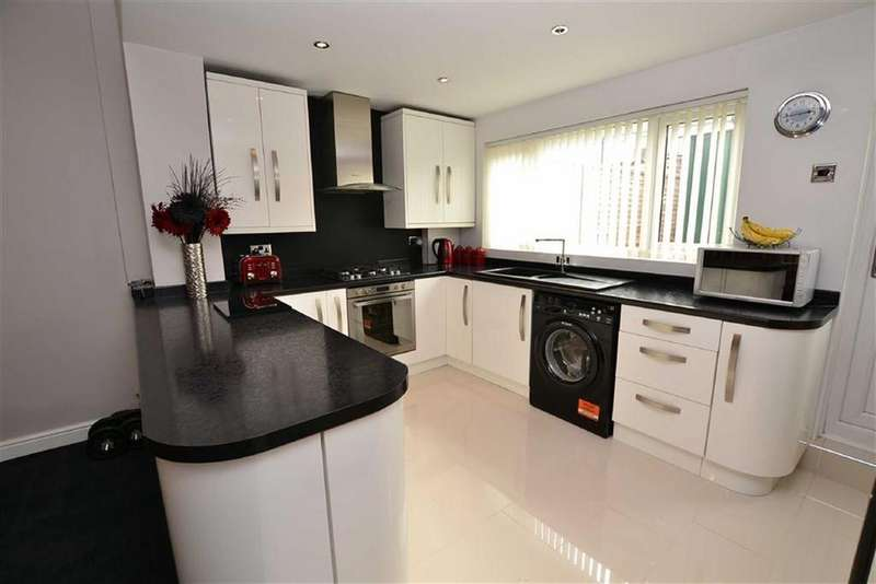 2 Bedrooms Terraced House for sale in Burnley Road, Accrington, Lancashire