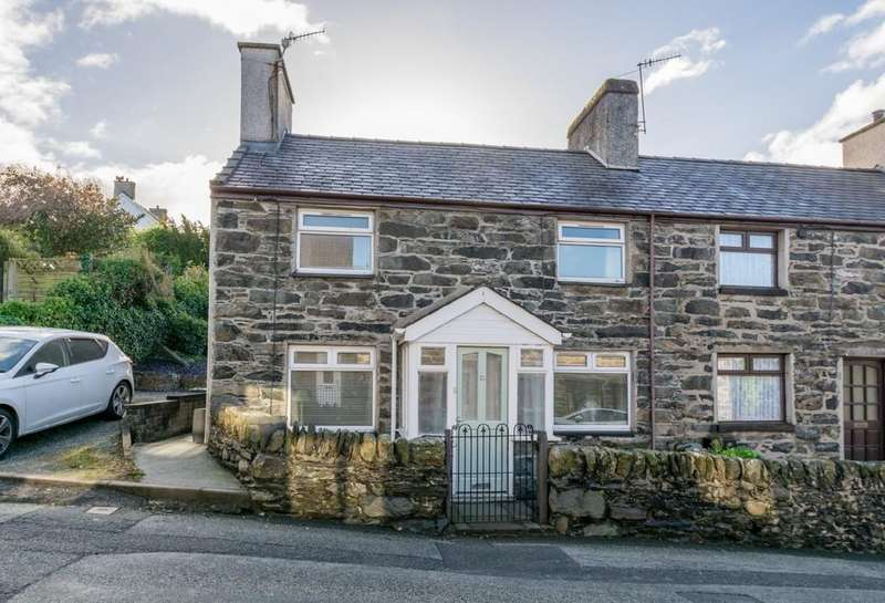3 Bedrooms Semi Detached House for sale in Penybryn Road, Bethesda, North Wales
