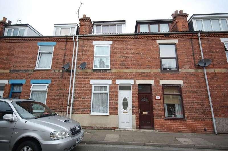 3 Bedrooms Terraced House for sale in Manuel Street, Goole