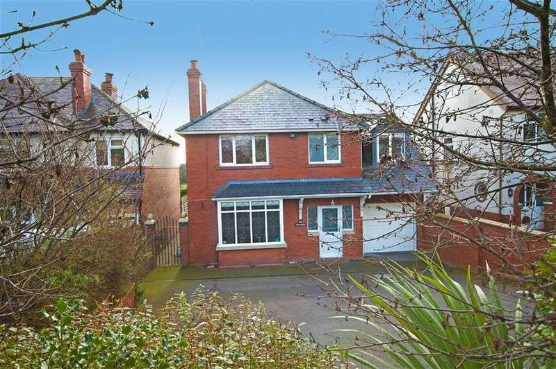4 Bedrooms Detached House for sale in Sundorne Road, Sundorne, Shrewsbury, Shropshire